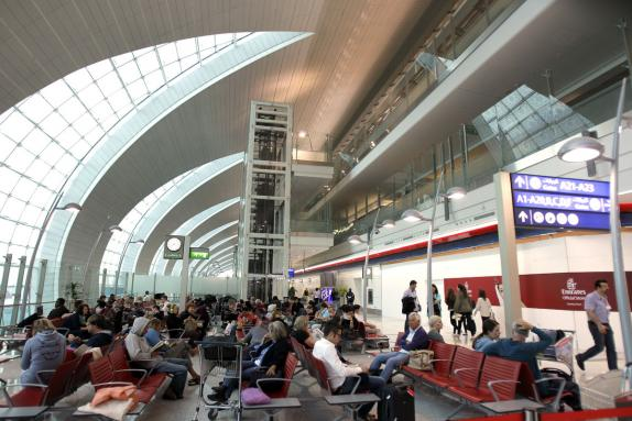 Dubai International Airport - a project by Total Automation - http://www.tacdubai.com